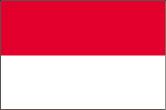 Monaco Flaggen