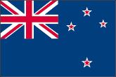 Neuseeland Flaggen