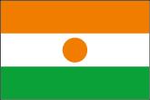 Niger Flaggen