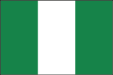 Nigeria Flaggen