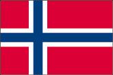 Norwegen Flaggen