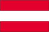 Österreich Flaggen