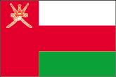 Oman Flaggen