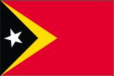 Osttimor / Timor-Leste Flaggen