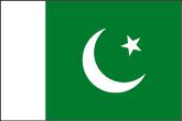 Pakistan Flaggen