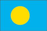 Palau Flaggen
