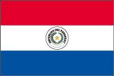 Paraguay Flaggen