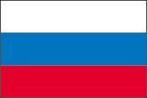Russland Flaggen