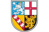 Saarland Flaggen