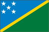Salomonen Flaggen