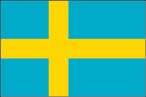 Schweden Flaggen