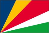 Seychellen Flaggen