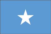 Somalia Flaggen