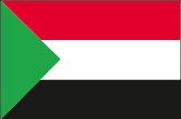 Sudan Flaggen