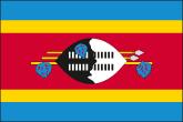 Swasiland Flaggen