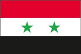 Syrien Flaggen