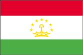 Tadschikistan Flaggen