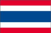 Thailand Flaggen