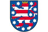 Thüringen Flaggen
