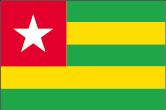 Togo Flaggen