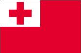 Tonga Flaggen