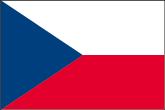 Tschechien Flaggen