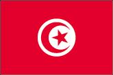 Tunesien Flaggen