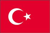Türkei Flaggen