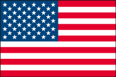 USA (Vereinigte Staaten) Flaggen