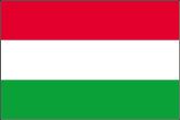 Ungarn Flaggen