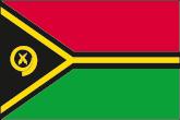 Vanuatu Flaggen