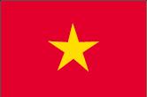 Vietnam Flaggen