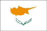 Zypern Flaggen