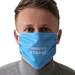 Mund-Nasen-Maske (bedruckt)