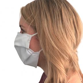 Mund-Nasen-Maske (unbedruckt)