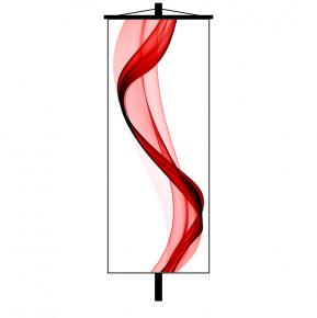 Banner-Fahne