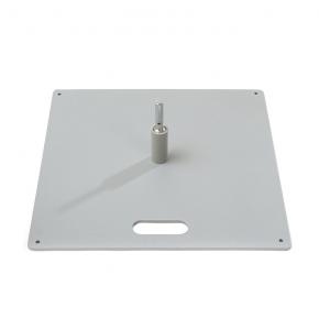 Bodenplatte 55 x 55 cm