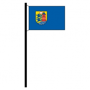 Hissflaggen Flensburg