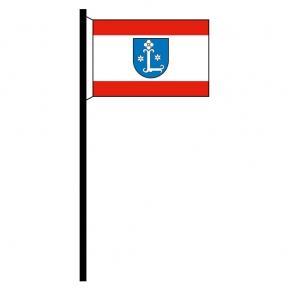 Hissflagge Leer