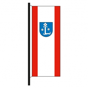 Hisshochflagge Leer