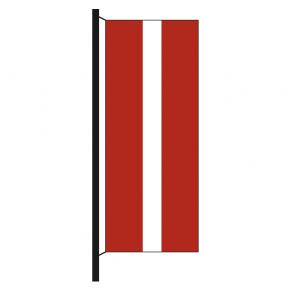 Hisshochflagge Lettland