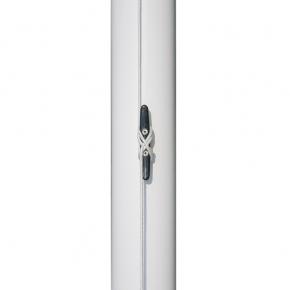 LUPUS: Außenliegende Hissvorrichtung