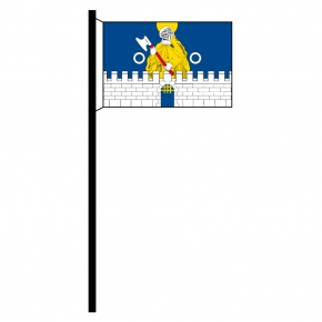 Hissflaggen Marne