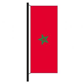 Hisshochflagge Marokko