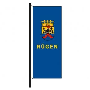 Hisshochflagge Rügen