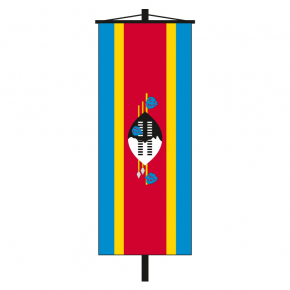 Banner-Fahne Swasiland