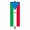 Banner-Fahne Äquatorialguinea