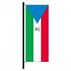 Hisshochflagge Äquatorialguinea