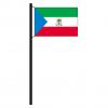 Hissflagge Äquatorialguinea