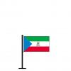 Tischflagge Äquatorialguinea